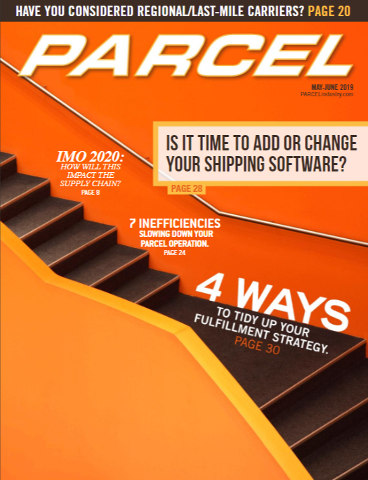 parcel may june 2019 cover